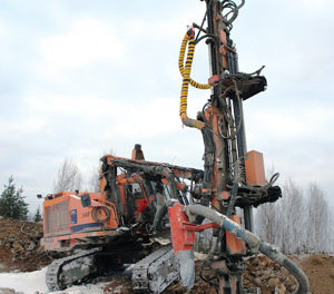 Blast-hole Straightness System Measures Up—and Down