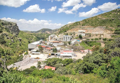 Endeavour plans to invest $36.5 million on capital projects for its El Cubo mine in 2015