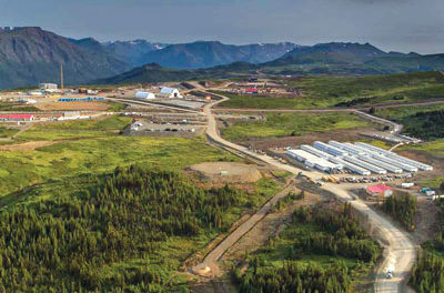 Imperial Metals Starts Up at Red Chris