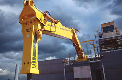 Transmin Selects Atlas Copco as Exclusive Breaker Equipment Source