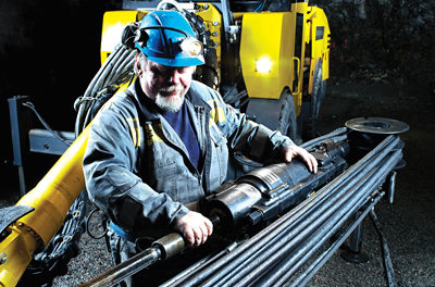 Hydraulic Drills Hammer Through With New Designs, Tougher Materials