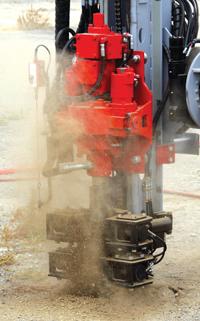 F2 SB2 TE1000 drilling