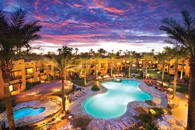 Wigwam Resort Pool