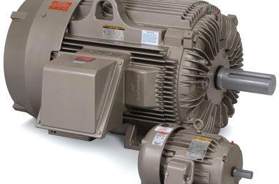 Crusher-duty Motors Meet Future Energy Standards