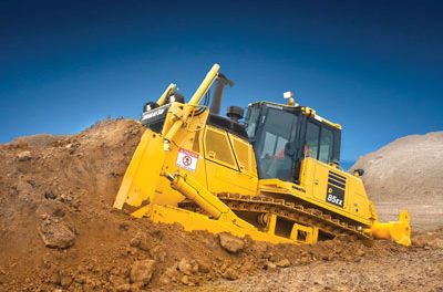 Mid-range Dozer Costs Less to Run