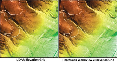 New Technology Provides Highest-quality Satellite Topo Data