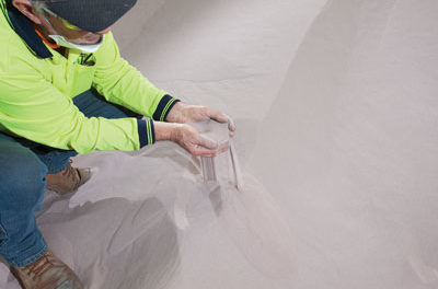Mineral Sands Operator Speeds Product Shipment with Bulk Bag Filler