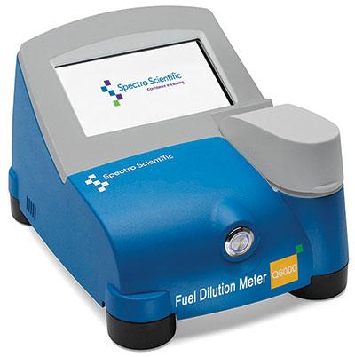 The Q6000 Series Fuel Dilution Meter (FDM)