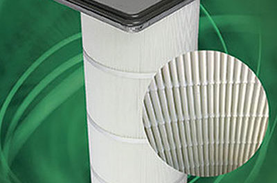 Dust Filter Offers High Performance in Harsh Environments