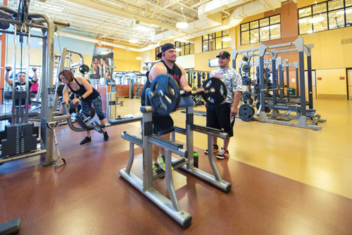 Among other improvements, Freeport built a new recreation center for the community of Morenci.