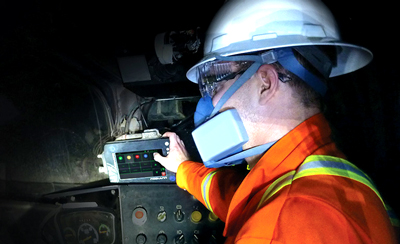 Underground Management Solution Monitors the Fleet in Real Time