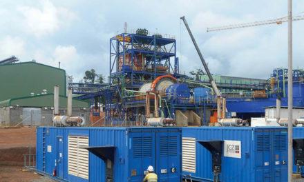 Aureus Hits Nameplate Capacity at New Liberty Gold Project