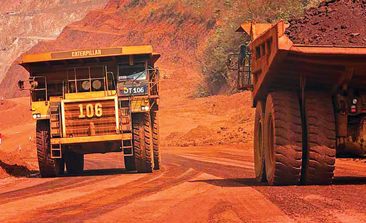 China is the wild card in the current high-stakes game of iron ore supply and demand, influencing strategies for the leading global producers and creating uncertainty for several struggling West African mines and projects.