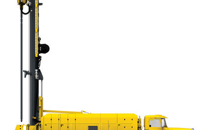 Modular Drill Rig Can Be Easily Reconfigured