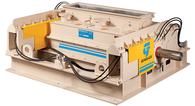 Roll Mill Offers Higher Capacity While Using Less Energy