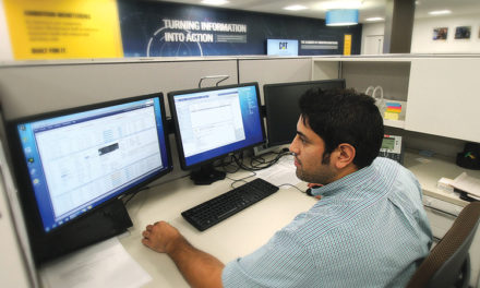 Monitoring Service Keeps a 24/7 Eye on Equipment Operators