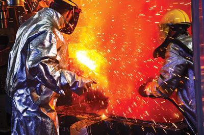 Improving the Sustainability of Ferroalloy Processing With DC Smelting