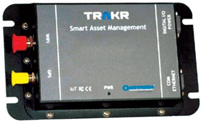Octagon GPS Tracking Unit