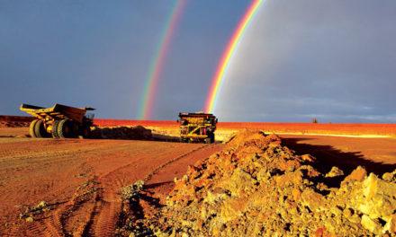Maptek Sentry System Monitors Pit Movement at Havilah's Portia Mine