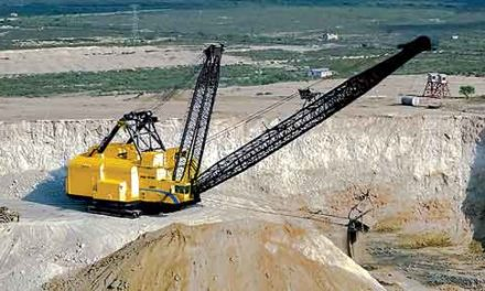 Moving and Maintaining the World's Biggest Diggers