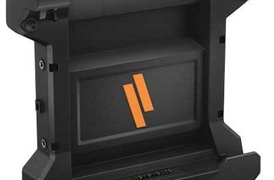 Versatile Dock for Ruggedized Tablet