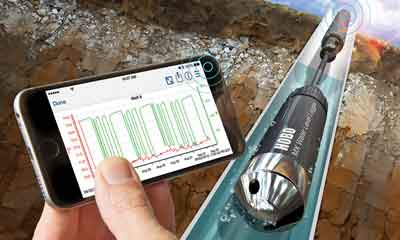 MX2001 BLE Water Level Logger PR Photo