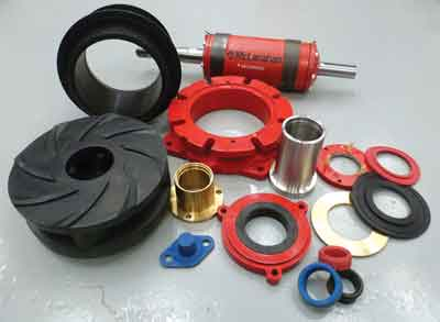 McLanahan Pump Parts