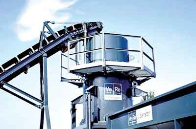 New Impact Crusher Delivers High Reduction Ratios with Low Energy Usage