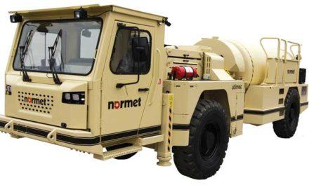 Underground Utility Equipment Line has Tier 4F Engine Technology