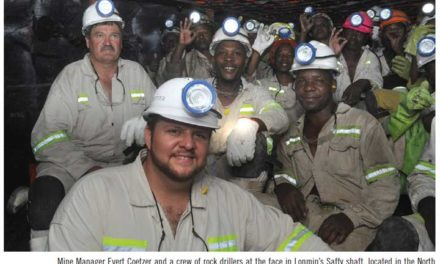 Lonmin Optimistic About Future