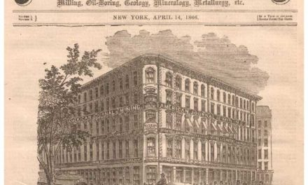 E&MJ Founded as the American Journal of Mining in 1866