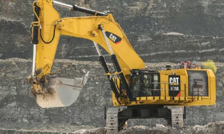 New Mining-class Shovel for Small- to Medium-size Operations