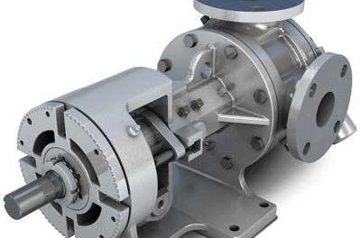 Internal Gear Pump Line Offers Bidirectional Flow