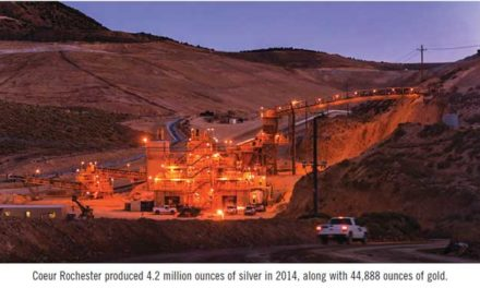 Conveyor Upgrade Tames Dust and Spillage at Coeur's Rochester Mine