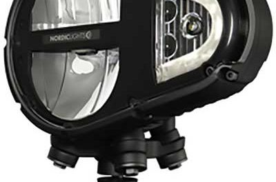 Vehicle-mount LED Light Combo is Rugged and Bright