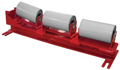 Innovative Replacement Idler for Restricted-access Conveyors