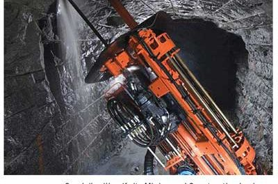 Sandvik Unifies Mining & Construction Business Groups