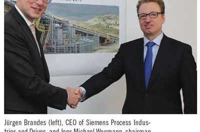 thyssenkrupp and Siemens Extend Collaboration