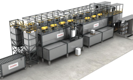 Outotec's Modular cPlant Concept Offers Affordable Flotation Solution