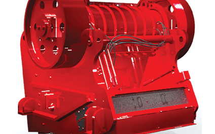 Jaw Crusher Line Gets Design Updates