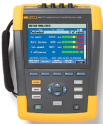 Motor Analyzer Pinpoints Performance and Problems