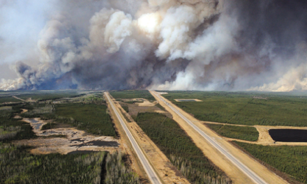 Canada's Oil Sands Hub City Begins Recovery From Wildfire