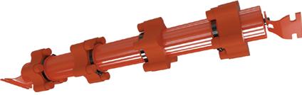 New Roller Solves Belt Carryback Problems