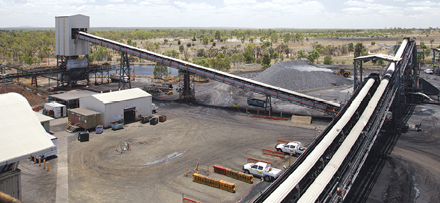 Anglo Delivers First Coal From Grosvenor