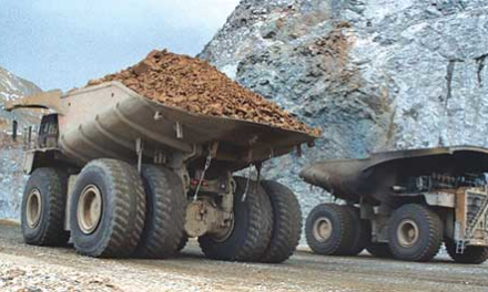 Telematics Keeps Fuel Tanks Full at Los Pelambres Copper