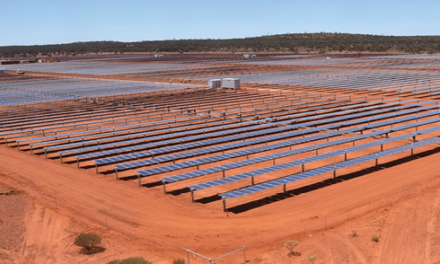 Sandfire Commissions Massive Solar Power Facility in WA