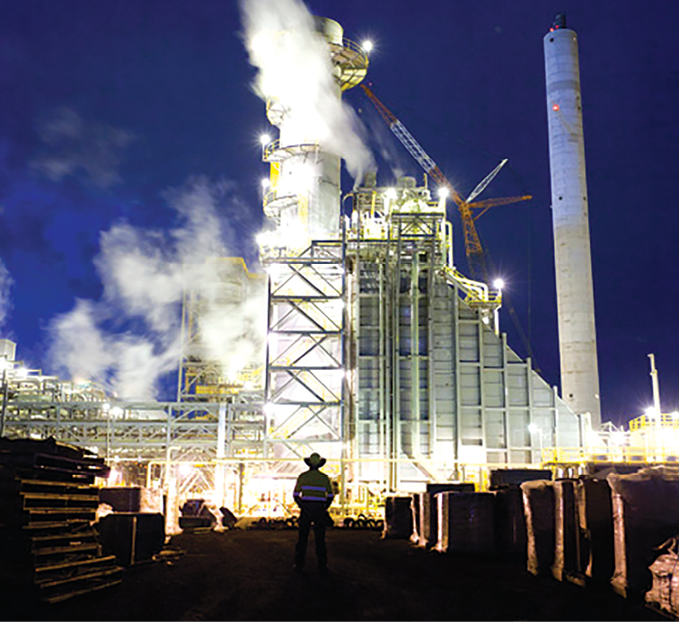 Four product groups have emerged as a result of Rio Tinto's recent reorganization: Aluminium, Copper & Diamonds, Energy & Minerals, and Iron Ore. Shown here is the aluminum group's Yarwun alumina refinery in central Queensland, Australia. (Photo: Rio Tinto)