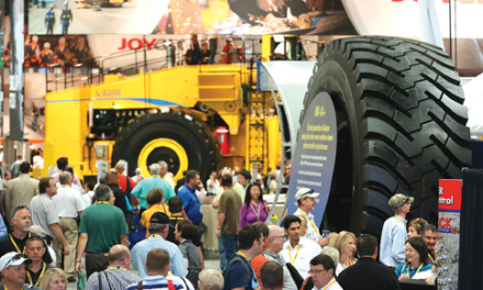 Mining Business Bets Big on MINExpo