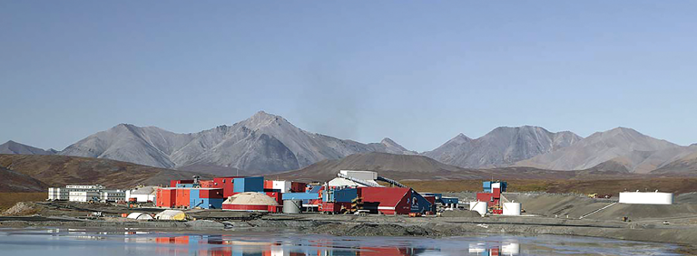 As Teck's Red Dog mine in Alaska moves ahead to install high-speed broadband internet service, the nearby community of Noatak will benefit as well.