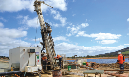 Robust Feasibility Study Supports Woodlawn Base Metals Project